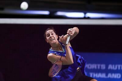 羽球》再以直落二收拾「天才少女」安洗瑩! 瑪琳連兩週爭冠
