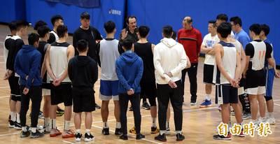 籃球》東京確定不辦!台灣男籃亞洲盃資格賽下月改征杜哈