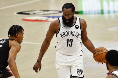 NBA》籃網防守有問題 哈登:球到禁區準沒好事