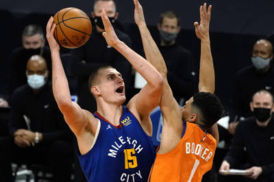 NBA》約基奇飆31分10籃板 金塊延長賽擊墜太陽