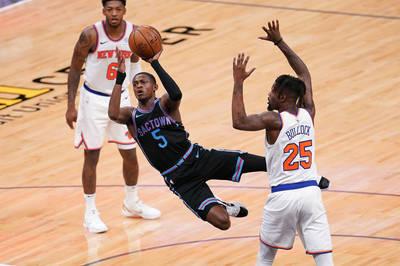 NBA》不想再輸了 福克斯、H.巴恩斯聯手43分退尼克