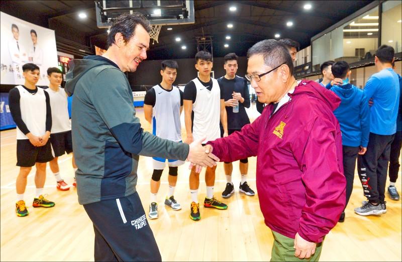 亞洲盃男籃資格賽 東京不辦了