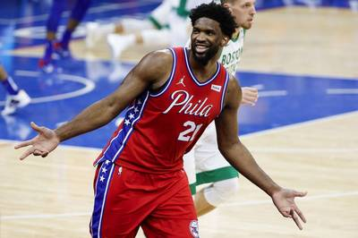NBA》恩比徳連3戰轟破「30-10」 活塞近7戰吞6敗