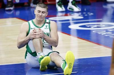 NBA》本季表現亮眼 綠衫軍首輪菜鳥因傷至少缺兩周