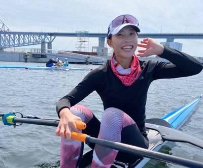 奧運》「划船甜心」黃義婷奧運門票到手 連兩屆登上五環殿堂