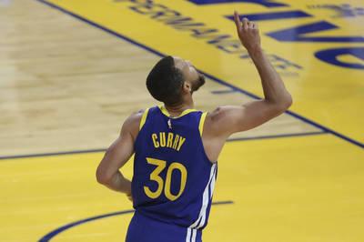NBA》柯瑞能否打破K湯史上第一紀錄? 勇士主帥給答案