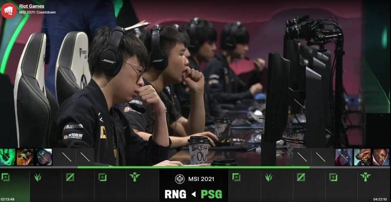 電競》LOL台灣PSG爆冷大破中國RNG不敗金身 中網友超崩潰