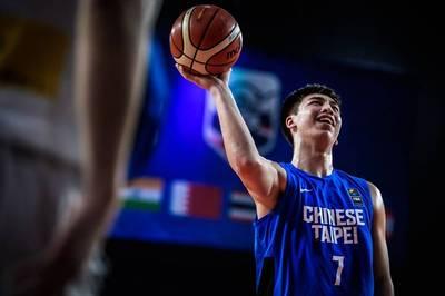 籃球》「疫情台灣隊」12人名單 亞洲盃近年最年輕班底