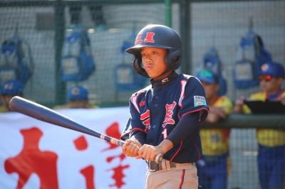 宜蘭縣三星國小豐恩騏獲總統教育獎 以「大王」為標竿一圓棒球夢