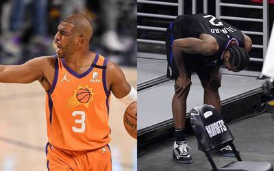 NBA》太陽、快艇西決首戰 兩隊大將恐皆無法上場
