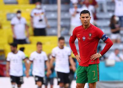 歐國盃》C羅首破德國大門無用 葡國衛冕軍兩烏龍球遭逆轉