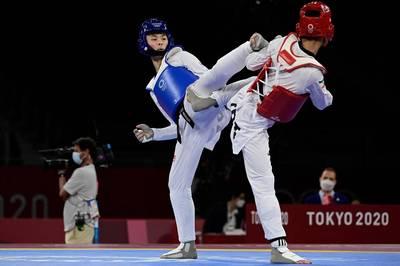 東奧跆拳道》黃鈺仁不敵伊朗好手 但敗部復活還有機會