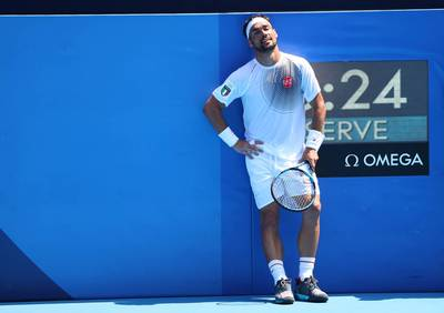 東奧》連飆「歧視同性戀」字眼! 義大利網球好手急滅火致歉