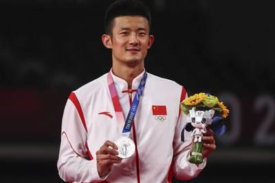 東奧羽球》奧運結束就退役? 中國男單銀牌老將正面回應