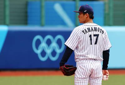 東奧棒球》山本由伸vs.高永表 日韓戰先發投手出爐