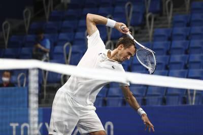 東奧網球》「你該以自己為恥」 俄國一哥被問禁藥抓狂飆記者
