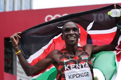 東奧田徑》輕鬆!肯亞名將完成男子馬拉松衛冕寫紀錄