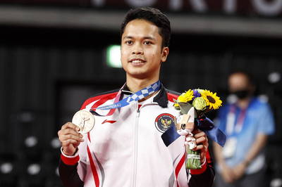 東奧羽球》金廷鍍銅創史上首見紀錄 上奧運專訪吐奪牌心聲
