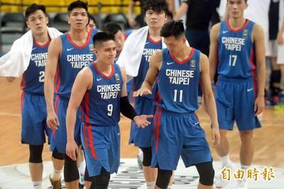 亞洲盃》台灣男籃力拚連續參賽紀錄 FIBA點名陳盈駿是未來基石