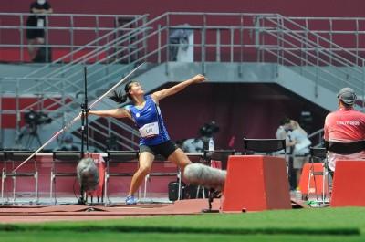 帕運田徑》視障標槍女將劉雅婷無緣獎牌 最後一擲擲出本季最佳