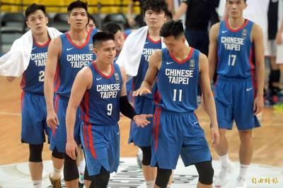 世界盃資格賽》分組抽籤出爐!台灣男籃竟抽到下下籤