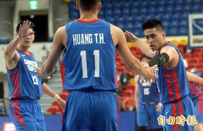 世界盃資格賽》台灣男籃歸化球員有著落了 籃協:趕辦手續中
