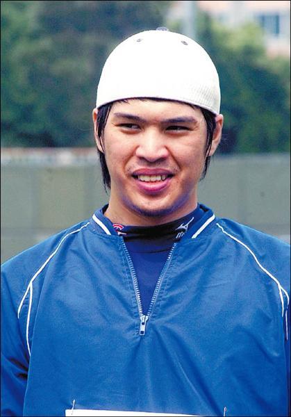 台北市棒球隊中心打者溫志翔。(資料照,記者鹿俊為攝)