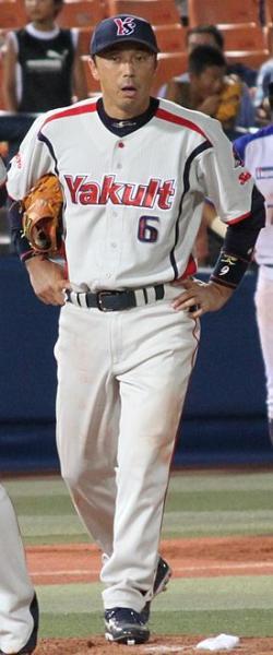 養樂多隊宮本慎也引退,結束19年的職棒生涯。(來源維基百科)