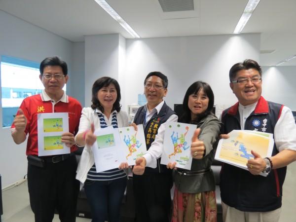台中市脫穎而出,2019年將主辦首屆東亞青年運動會。(記者蘇孟娟攝)