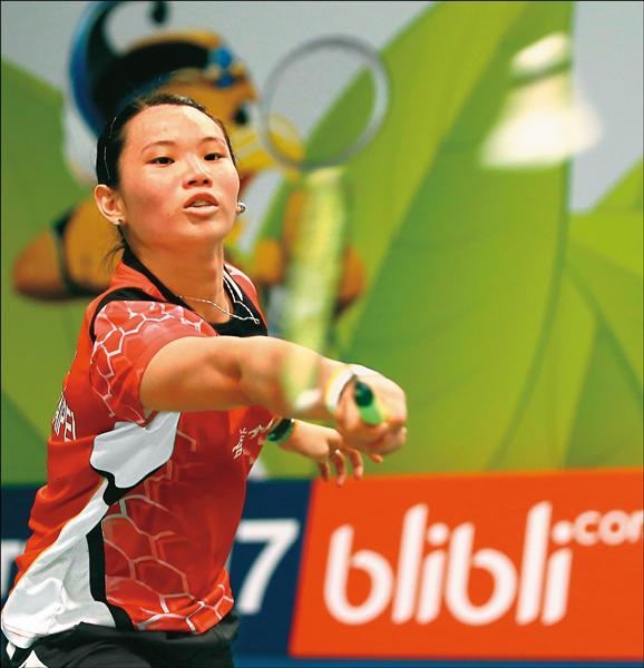 台灣第一女單戴資穎。(資料照,BadmintonPhoto提供)