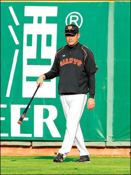 日職聯隊總教練大森剛3度率隊來台參賽。(中職提供)