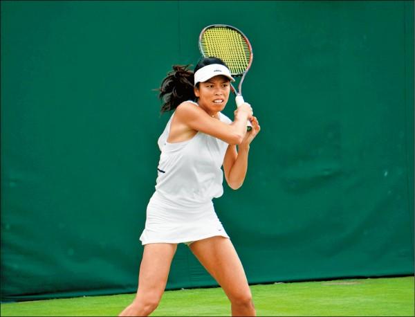 奧運教練無法隨行,網球女將謝淑薇忿忿不平,昨更在臉書上宣布:「沒有教練,我不會參加里約奧運!」(中央社)