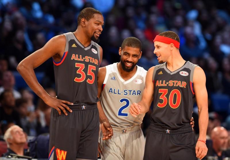 Barkley放話杜蘭特厄文,警醒別去紐約:你們玻璃心經不起折騰-Haters-黑特籃球NBA新聞影音圖片分享社區