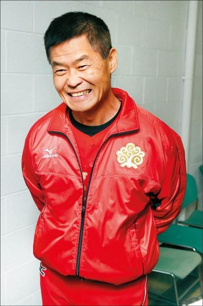 綺麗珊瑚總教練楊清瓏。(資料照)