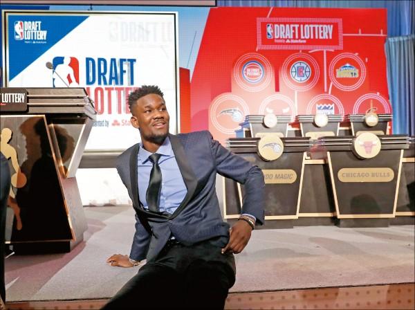 來自亞利桑那大學的艾頓將是今年選秀狀元的大熱門。(美聯社)