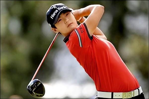 朴城炫。(取自裙襬搖搖LPGA台灣錦標賽官網)