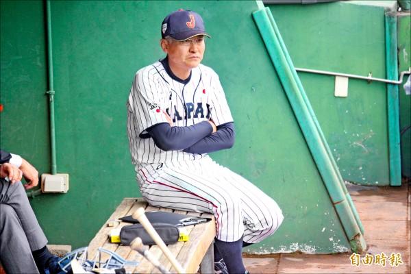 石井章夫續任業餘國家隊監督一職,目光已放在4年後的杭州亞運。(資料照,記者羅志朋攝)