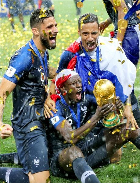 世界盃收視。(資料照)