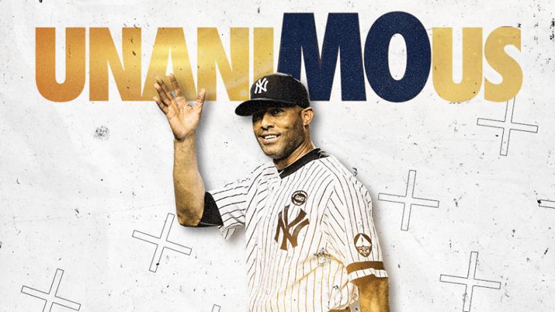 MLB》全票入選進名人堂史上第一 來看李維拉有多神!