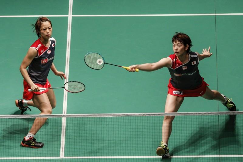 印尼大師賽》種子落難日!日本女雙第一首輪直落二出局