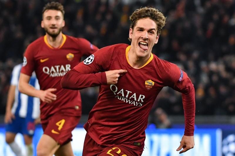 足球》19歲小將贊尼奧洛獨中二元助羅馬捍衛主場勝利- 自由體育
