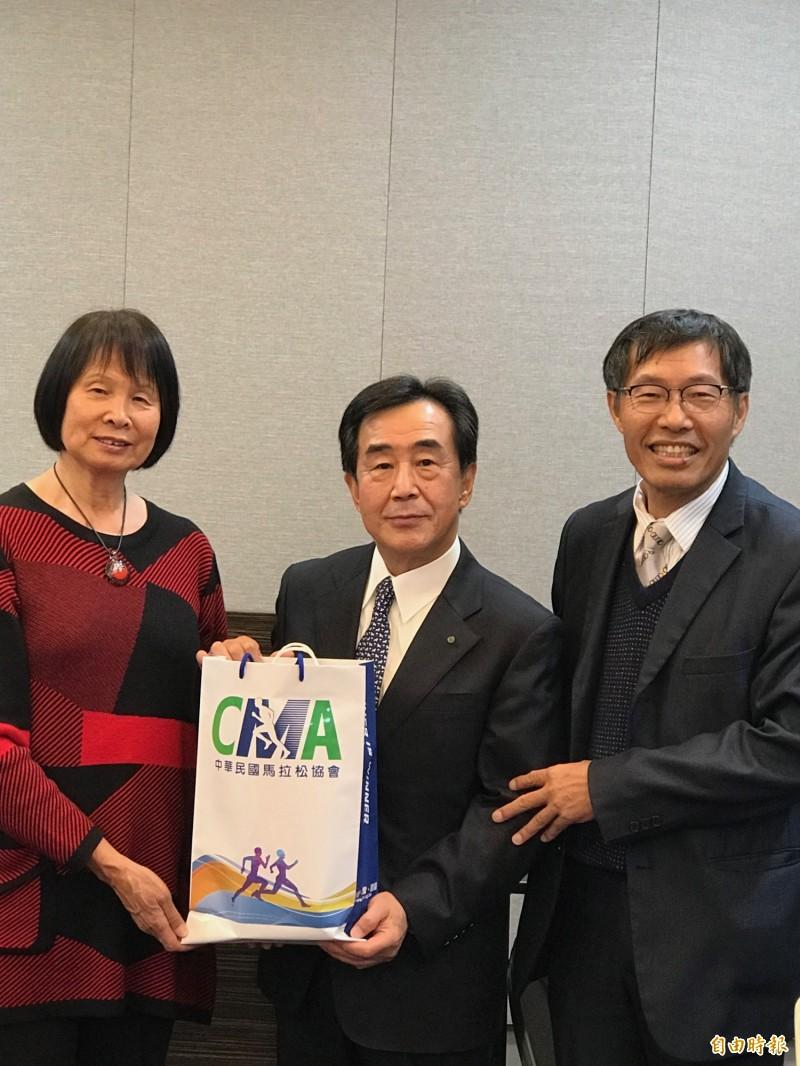 備戰2020東京奧運 馬拉松協會與日本松山市友好交流
