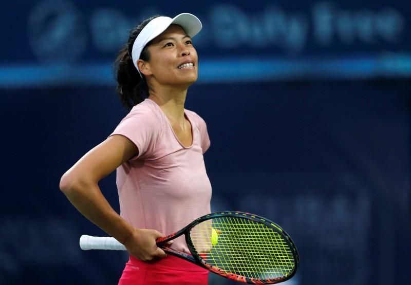 網球》台灣一姊謝淑薇沒贊助外媒推測跟中國有關? - 自由體育