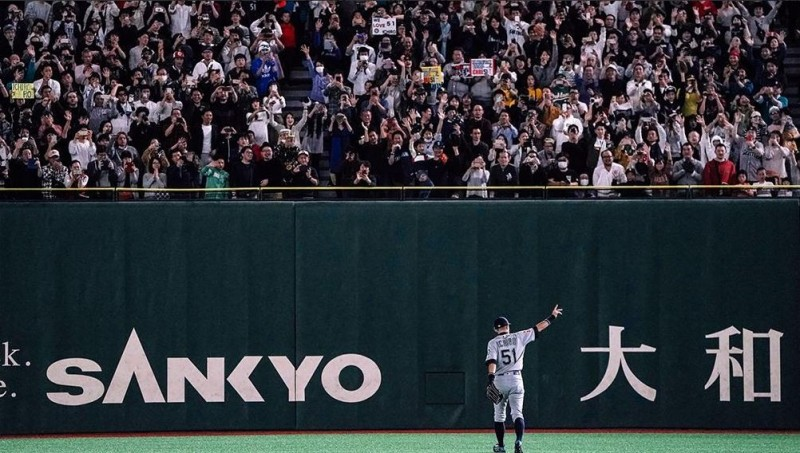 MLB》英雄謝幕!鈴木一朗生涯最終戰 8局下感動退場 (影音)