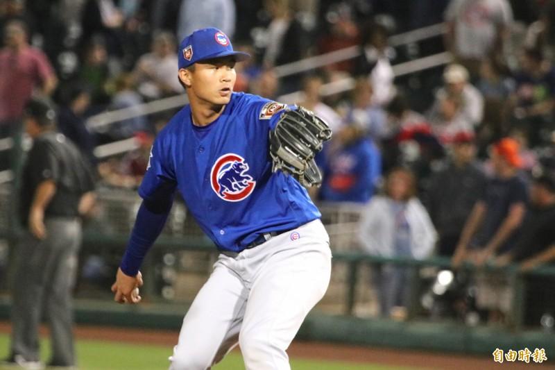MLB》成為最後對決一朗的台灣投手 曾仁和發文紀念
