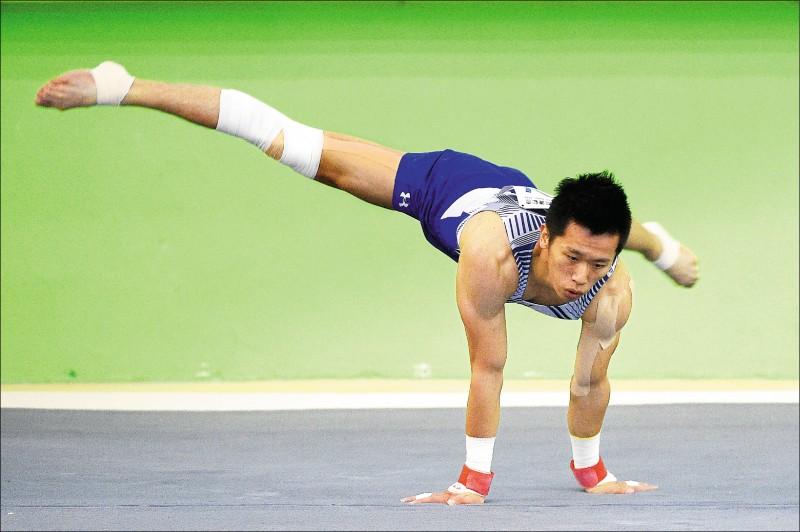亞運體操金牌李智凱具有奪牌競爭力。(資料照)