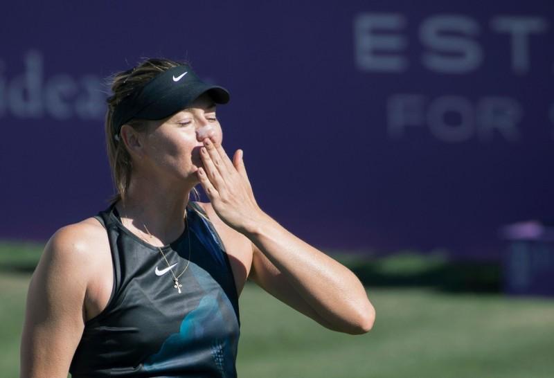 網球》溫網前好兆頭 莎娃收下睽違近四年草地首勝
