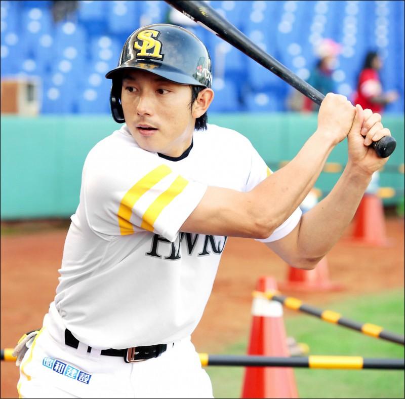 川崎宗則2011年曾來台打過亞職大賽。(資料照)