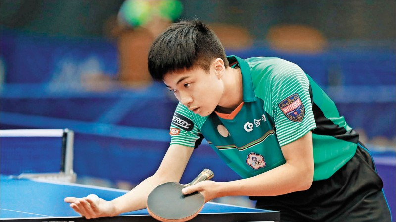 林昀儒(資料照,取自國際桌總官網)