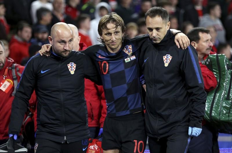 国际比赛週伤病频传 皇马当家中场也伤了